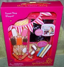 Our Generation SWEET STOP Playset New - $26.88