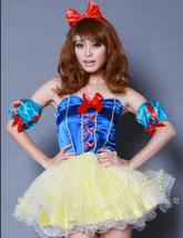 Adult Princess Costume Carnival Halloween Costumes For Women Fairy Tale Cosplay image 2