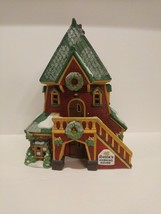 """Department Dept 56 NORTH POLE Series """"SANTA'S ROOMING HOUSE"""" #56386 - $19.79"""