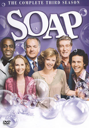 Soap: The Complete Third Season 3 [DVD Set] TV Comedy Series