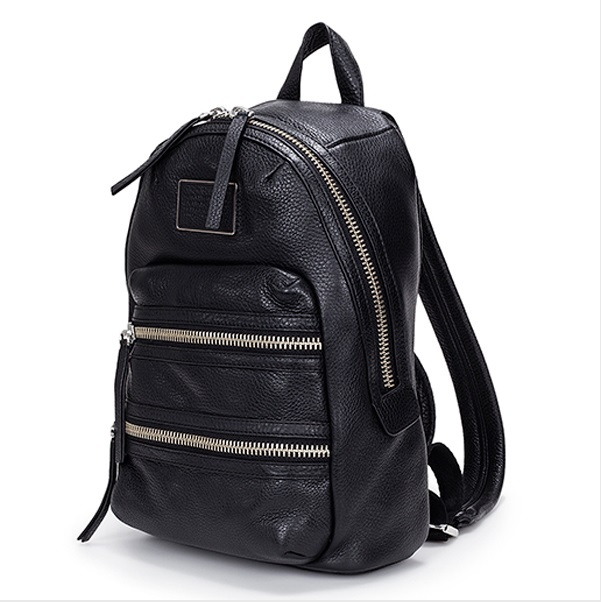 Marc by Marc Jacobs M0005483001 - Domo Biker Black Leather Backpack  image 2