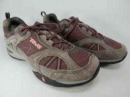 Teva Sky Lake WP Size 7 M (B) EU 38 Women's Trail Hiking Shoes Burgundy ... - $62.58