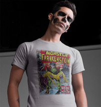 Werewolf by Night T Shirt retro 70s marvel comics Legion of Monsters graphic tee image 3