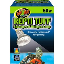 Zoo Med Laboratories Repti Tuff Splashproof Halogen Lamp 50 - €23,85 EUR