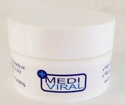 3 bottles MediViral Extra Strength Herpes Daily Supplement and Topical Cream 3 image 2