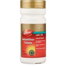 Dabur Avipattikar Tablets Vati Gutika 60N Tablets - $7.97