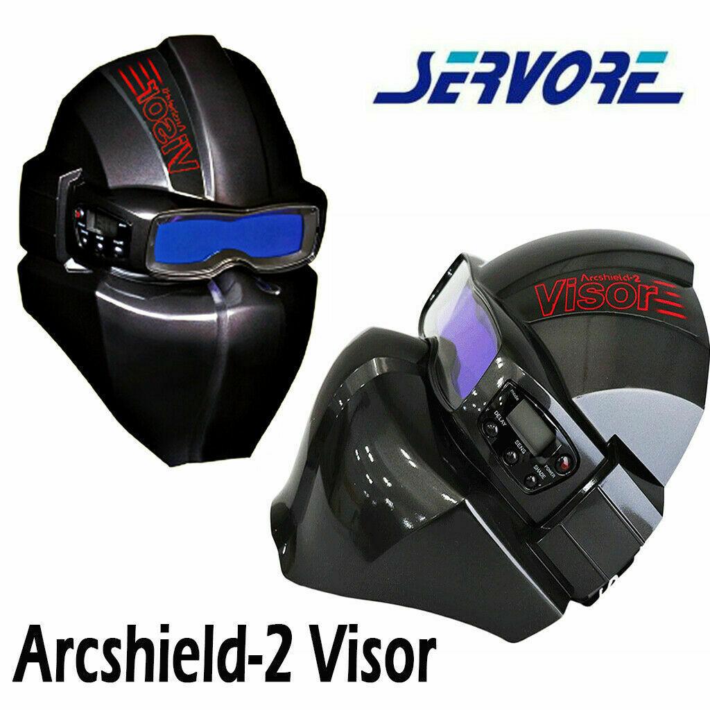 Servore ARC Shield 2 Visor Auto Darkening Welding Protective Goggle Arcshield-2