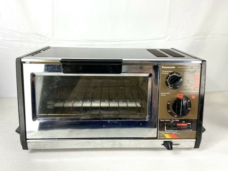 Panasonic NT-850U Toaster Oven Broiler Toast Shade Control 1200W - $174.95
