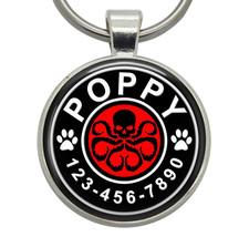 Pet ID Tags - Hail Hydra (Marvel) - Dog ID Tags, Cat ID Tags, Pet Tags, ... - $19.99