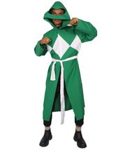Adult Men's Super Minipla - Dragon Caesar Costume | White & Green Cospla... - $37.85
