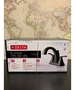 "25768LF-OB Delta Flynn Oil Rubbed Bronze 4"" Centerset 2-Handle Bathroom ... - $89.95"