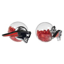 NFL - New England Patriots Front/Back Earrings  - $9.99