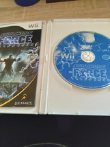 Nintendo Wii Star Wars: The Force Unleashed - COMPLETE image 2