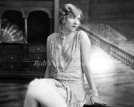 New York City Photo Glamour Flapper Ziegfeld Follies 1920s Vintage 8x10 - $8.90