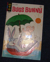 Bugs Bunny Gold Key Comic Book september 1970 - $14.99