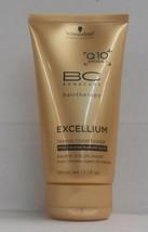 Schwarzkopf Bc Hair Therapy Q10+ Excellium Taming Conditioner Coarse Hair 5.1 Oz - $12.82