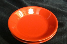 Vintage Waechtersbach Small Red Dishes Made in Germany - $9.89