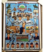 """RICHMOND BRAVES A LOOK BACK RARE POSTER """"1966-1974"""" w/ BOBBY COX, TOMMIE... - $39.55"""