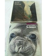 Lot Of 2 Textbooks Science & Earth Science from 80s Addison, Foresman Bo... - $14.00