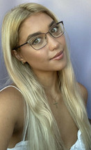 New MICHAEL KORS MK 10032510 52mm Bronze Women's Eyeglasses Frame D - $99.99