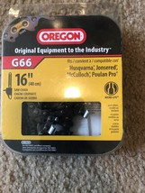 "Oregon G66 16"" Chainsaw Chain for Husqvarna, Jonsered, McCulloch and More - $12.75"