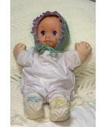 Magic Nursery Mattel  Baby Doll with Bonnet - $20.00
