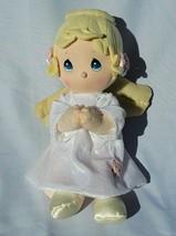Precious Moments Praying Angel Girl Plush Doll Luv n' Care - Now I Lay M... - $17.81