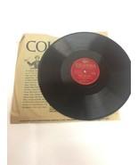 Big Three Trio Money Tree Blues US Columbia 37584 Willie Dixon 78  record - $26.17