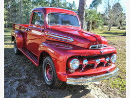 1951 Ford F3 For Sale In Navarre, Florida 32566 image 1