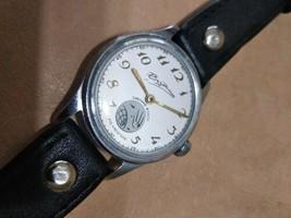 Wostok Sputnik mens wrist watch 17 Jewels 1950s  USSR RARE Vintage - $82.00