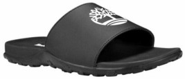 Men's Timberland FELLS SLIDE SANDALS, TB0A1XBN 001 Mult Sizes Black - $49.95
