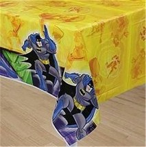 Batman The Brave and the Bold Table Cover 1 Per Package Birthday Party Supplies - $7.87