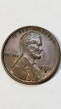 1931S Lincoln Wheat Cent Nice Looking Key Date Coin Lot V 101 image 2