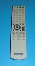 Sony Remote Control RM-ADU001 For DAVDX170 DAVDX250 DAVDZ100  RMADU001 [... - $16.61