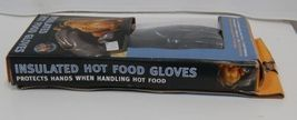 SR Best of Barbecue Insulated Hot Food Gloves Gray 1 Pair image 10