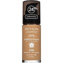 Revlon ColorStay Makeup Foundation for Combination/Oily Skin - 30 ml, Na... - $31.00