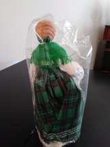 "Avon Collectible Porcelain Doll ""Colleen"" 1990  Ireland Original Box & Sealed Do image 3"