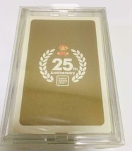 Nintendo Mario Trump Playing Card Limited 25th Anniversary Unopened Toy ... - $45.76