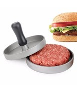 Kitstorm Aluminum Kitchen Hamburger Meat Patty Mold Burger - €22,02 EUR