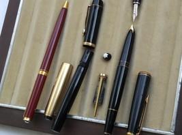 Montblanc Spare Parts For Fountain Pen Ball Pen Nibs - $246.51