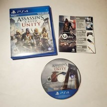Assassin's Creed Unity Sony PS4 Game - $17.95