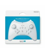 Wii U PRO controller WUP-A-RSWA Video Game From Japan Official Import - $103.94