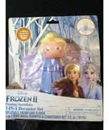 Set of 3 Frozen 2 Floating 3 in 1 Decanter set- body wash/shampoo/ condi... - $12.86