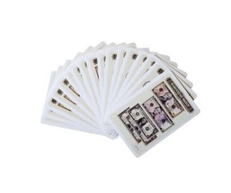 3 Packs of Educational Counting Money Flash Cards USD Coins and Bills Ag... - $10.95