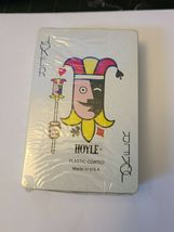 Valspar Advertising Hoyle Plastic Coated Deck of Playing Cards   (#012) image 3