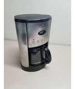 Gevalia Coffee Maker CM500 12 Cup Programmable Automatic Black Stainless... - $39.59