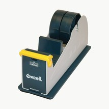 "excell EX-17/2P Excell EX-17 Steel Desk Top Tape Dispenser: 2"" Wide/Padd... - $29.27"
