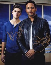 Graceland In-person AUTHENTIC Autographed Cast Photo COA SHA #68009 - $115.00