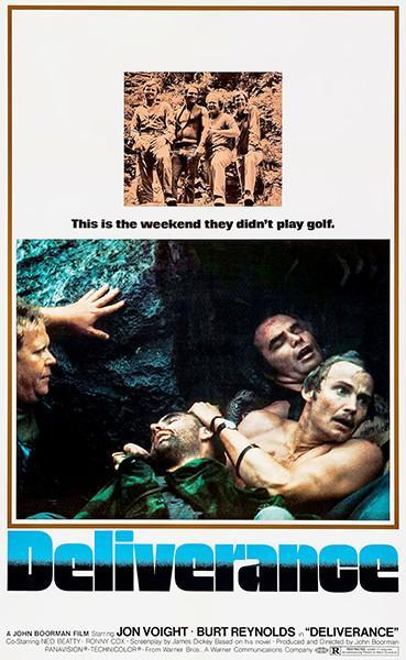 Primary image for Deliverance - 1972 - Movie Poster