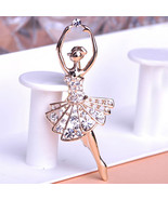 Variation #2 of Statment Ballet Dance Brooch Broche Pin Up Hijab Pins Sh... - $18.88